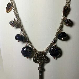 Steampunk Treasure Necklace