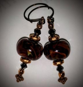 Peggy's earrings